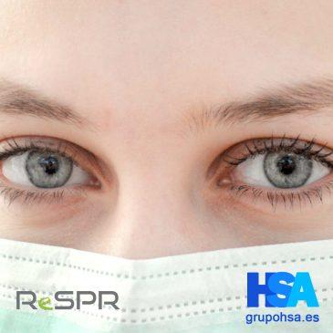 Las mascarillas quirúrgicas no protegen frente al SARS-CoV-2