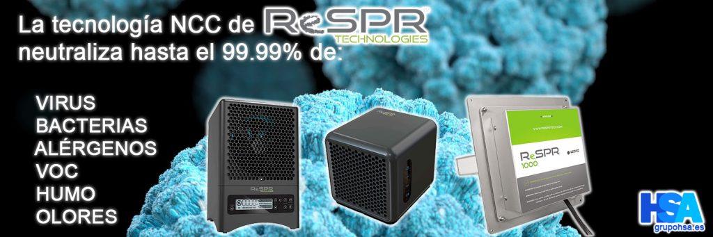 Purificadores ReSPR